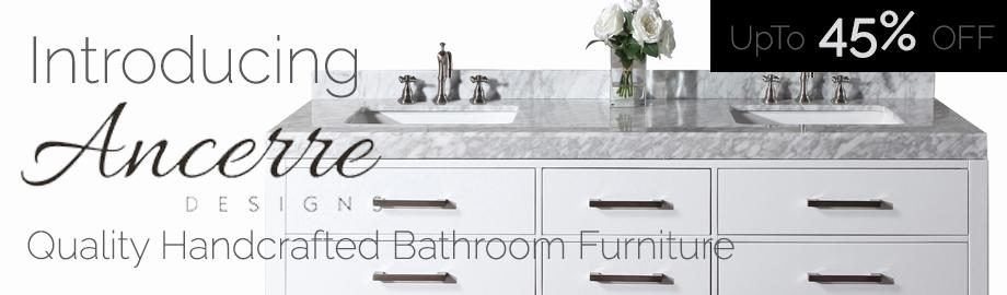 Ancerre Bathroom Furniture