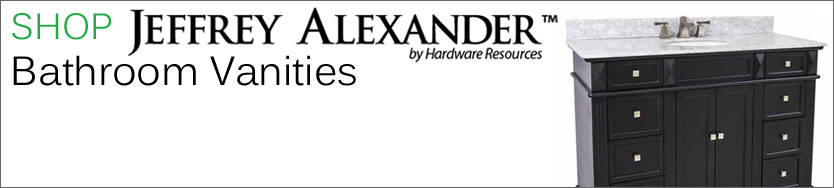 Jeffrey Alexander FREE Inside Delivery on Bathroom Vanities