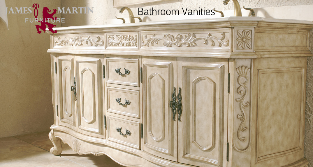 James Martin Furniture Bathroom Vanities Mirrors and