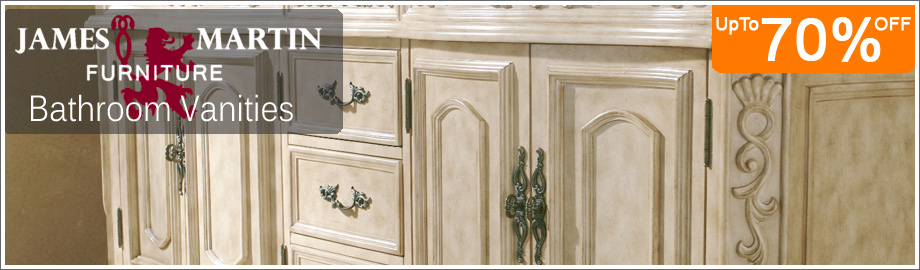 James Martin Furniture Premier Bathroom Vanities On Sale