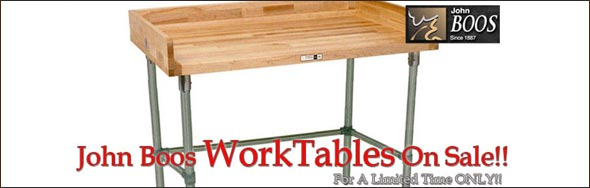 John Boos Shop John Boos Kitchen Islands Work Tables And