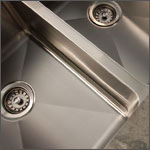 Sinks, Faucets & Designer Products: Kitchen, Bathroom & Entertainment Prep Sinks & Faucets - by Blanco & Whitehaus