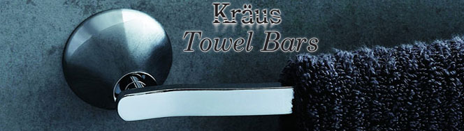 Kraus USA Towel Bars