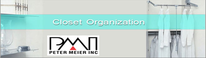 Peter Meier Closet Organization On Sale
