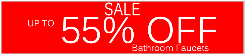 Today's Deals, Bathroom Faucets On Sale Now!