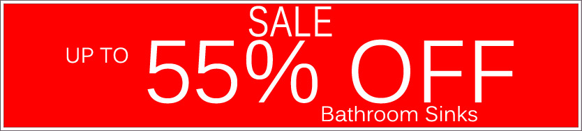Today's Deals, Bathroom Sinks On Sale Now!