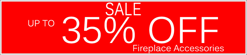 Today's Deals, Fireplace Tools and Hearths On Sale Now!