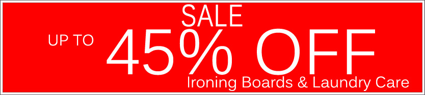 Today's Deals, Laundry & Ironing On Sale Now!