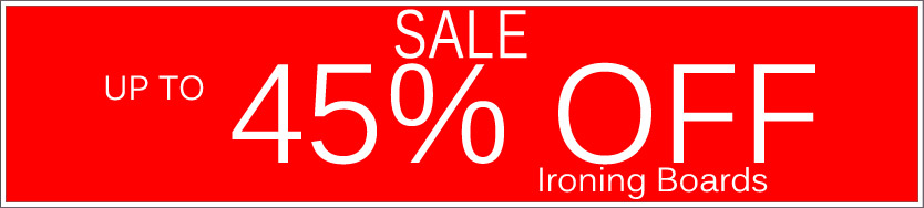 Ironing Boards On Sale