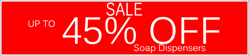Today's Deals, Soap Dispensers On Sale Now!
