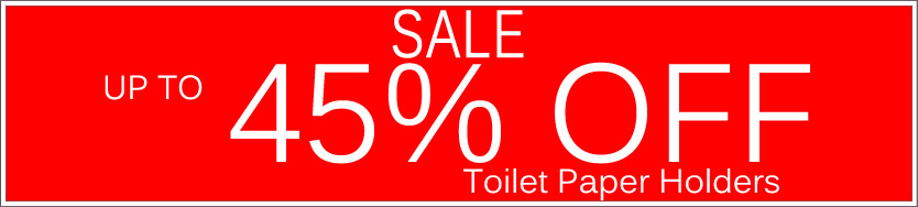 Today's Deals, Toilet Paper Holders On Sale Now!