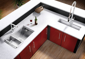 Kitchen Sinks Buying Guide | KitchenSource.com