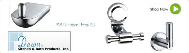 Dawn Sinks Bathroom Hooks