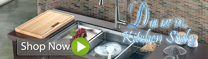 Kitchen Sinks By Dawn Sinks