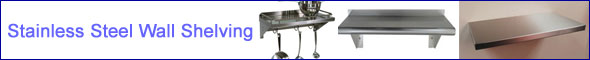 Stainless Steel Shelving For Any Room In Your House