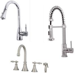 Virtu USA Kitchen Faucets
