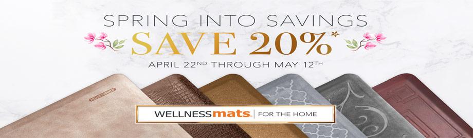 WellnessMats Floor Mats On Sale