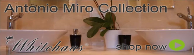Antonio Miro Collection by Whitehaus