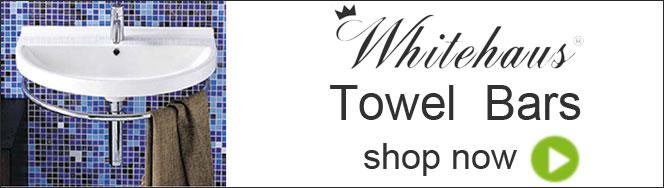 Whitehaus Bathroom Towel Bars